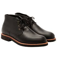 s dress boots size 11 wing heritage foreman chukka black harness boots mens size 11
