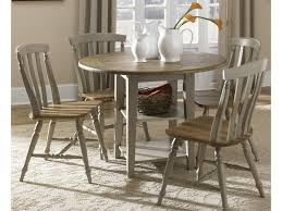Liberty Furniture Dining Table by Liberty Furniture Al Fresco Driftwood And Taupe Dinette Depot