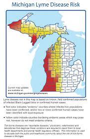 Adrian Michigan Map by Help For Lyme Disease In Michigan Michigan Sweet Spot