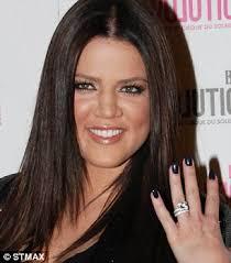 Kim Kardashian Wedding Ring by How Does Kim Kardashian U0027s Ring Measure Up In Celebrity Mega