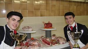 meilleur apprenti de cuisine bastien et evan les meilleurs apprentis boucher de la mayenne