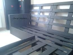 structure canapé mon canapé en palette terminé avec tuto et les plans le