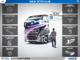 iveco new stralis tablet android apps on google play