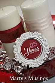 25 year anniversary gift 25 year wedding anniversary ideas gift ideas bethmaru
