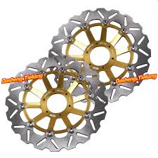 honda cb1 aliexpress com buy front brake disc rotors for honda cb1 1989
