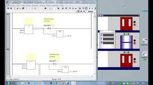 plc programming elevator control easyveep youtube
