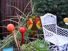 thanksgiving diy for the miniature garden the mini garden guru
