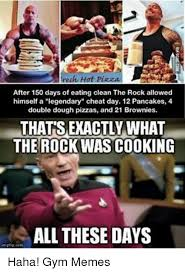 The Rock Gym Memes - 25 best memes about gyms gyms memes