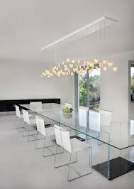 Wonderful Contemporary Lighting Fixtures Dining Room Light With - Contemporary chandeliers for dining room