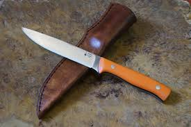 emberleaf workshops handmade knives sharpening services custom