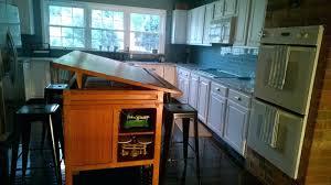 standard kitchen countertop depth ideas u2014 the clayton design