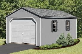 Shed Overhead Door by Pre Built U0026 Custom Garages Cedar Craft Storage Solutions