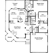 small house floor plans with porches floor plan wrap around porch make it a 3car office and