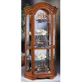 wayfair corner curio cabinet philip reinisch lighthouse barrington corner curio cabinet corner