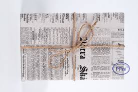 newspaper wrapping paper vintage swedish newspaper design wrapping paper gift wrap buy