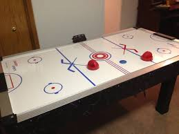 carrom air hockey table carrom air hockey table 6ft with electronic scoring www ifish net