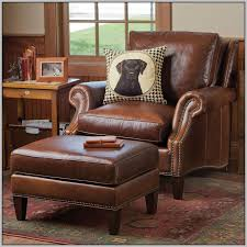 small leather chair with ottoman leather chair and ottoman set modern chairs quality interior 2017