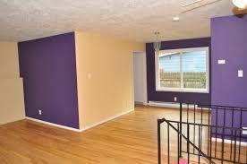 purple walls in living room amazing home design marvelous