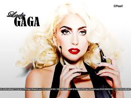 lady gaga ecowallpapers