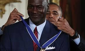 Michael Jordan Meme - michael jordan was crying as barack obama said he was more than