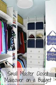 Organize My Closet by Best 25 Small Master Closet Ideas Only On Pinterest Closet
