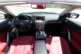 infiniti g37 interior review 2011 infiniti g37 convertible limited edition the truth