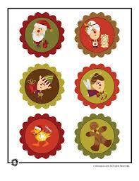 printable christmas decorations woo jr kids activities