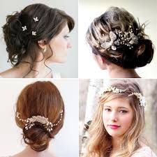 hair accessories affordable bridal hair accessories etsy popsugar beauty