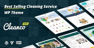 cleanco cleaning company wordpress theme by detheme themeforest