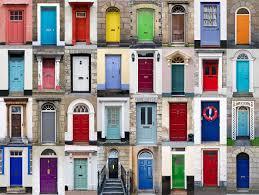 what color to paint front door door decoration
