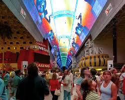 experience las vegas fremont experience downtown las vegas vegas attractions