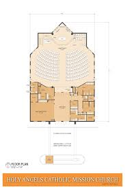 Catholic Church Floor Plans Angel Fire Chamber Of Commerce