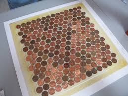 Copper Penny Tile Backsplash - alpentile glass tile swimming pools have you considered copper