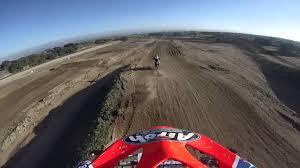 4t motocross gear motocross madrid crf 250 vs cr 125 youtube