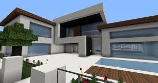 Wohnzimmerm El Ohne Fernsehteil Minecraft Modernes Haus Zum Nachbauen Die Neuesten