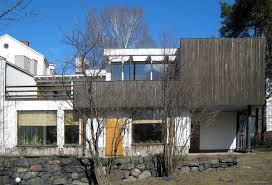 studio house the aalto house helsinki by alvar aalto