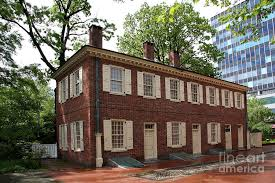 old town philadelphia brownstone house photograph by christiane