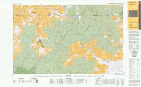Colorado Desert Map by Co Surface Management Status Saguache Map Bureau Of Land Management