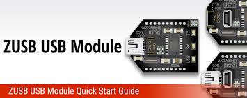zusb usb communications module quick start guide ncd io