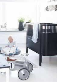chambre bébé noir et blanc chambre bébé noir et blanc the déco