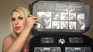 kat von d shade and light vault kat von d shade light obsession vault collector s edition the