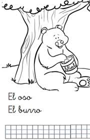 imagenes para colorear y escribir oraciones escribir una frase ficha de lectoescritura para niños