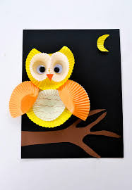 owl halloween cupcakes 42 halloween crafts for kids and toddlers