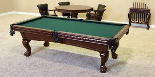 Dlt Pool Table by C L Bailey Dutchess Pool Table