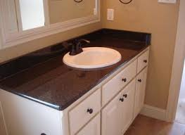 custom bathroom vanity tops realie org