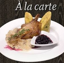 cuisine a la carte different types of menu in hotel restaurant guide