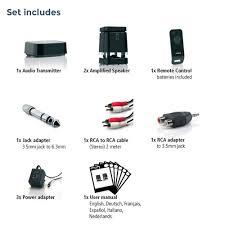 marmitek speaker anywhere 400 wireless outdoor speakers tradeworks