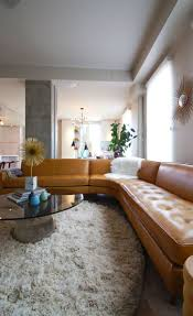 Leather Mid Century Modern Sofa by 63 Best Camel Decor Images On Pinterest Living Spaces Living