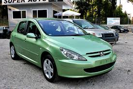 peugeot 608 estate peugeot 307 2002 green petrol youtube