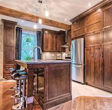 plancher cuisine bois une cuisine tout en tradition et modernité cuisine inspirations
